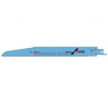 Полотно для сабельных пил 5 шт. Bosch 2.608.656.255 (BIM; 225/1.6 мм; для метал. листов, труб)