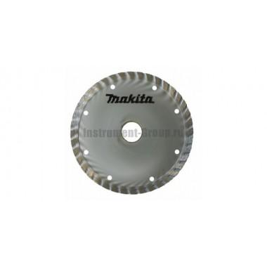 Диск алмазный сплошной Makita A-84143 (115х20мм; для сухого реза)