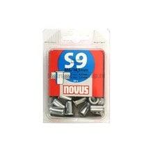 Стальная заклепка-гайка S9/M6х14.5мм Novus 045-0046