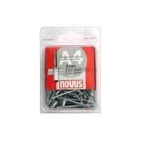 Алюминиевая заклепка А4х6мм (30 шт.) Novus 045-0023