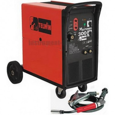 Сварочный аппарат (полуавтомат) TELWIN MASTERMIG 300 230-400 V
