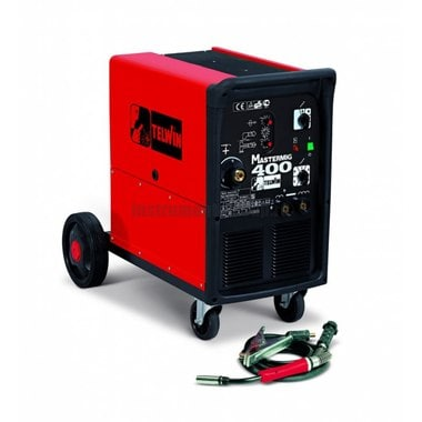 Сварочный аппарат (полуавтомат) TELWIN MASTERMIG 400 230-400 V