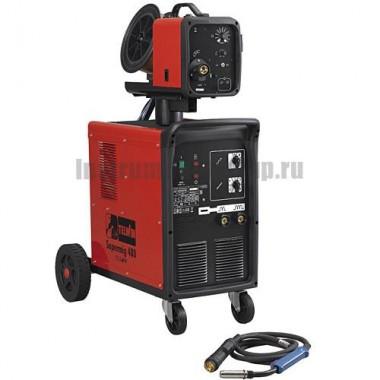Сварочный аппарат (полуавтомат) TELWIN SUPERMIG 480 230-400 V