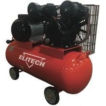 Масляный ременной компрессор Elitech КПР 50/400/2.2