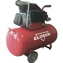 Масляный ременной компрессор Elitech КПБ 220/50
