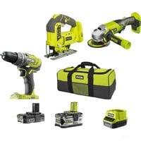 Набор инструментов Ryobi R18CK3C-252S 5133003598