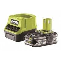 Аккумулятор  (18 В; 2.5 А*ч; Li-Ion) + зарядное устройство Ryobi ONE+ RC18120-125 5133003359