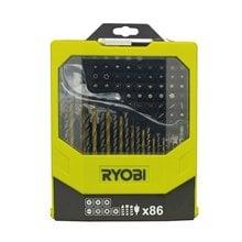 Набор Mixed (86 предметов) Ryobi RAK86MIX 5132002699