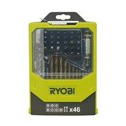 Набор комбинированный RAK46MiX 46 предметов Ryobi 5132002686