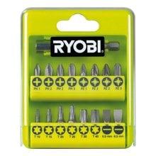 Набор бит 17 шт. Ryobi RAK17SD 5132002550