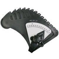 Измеритель угла заточки инструмента (калибр угловой) Elmos E60221 (для BG200/BG220)