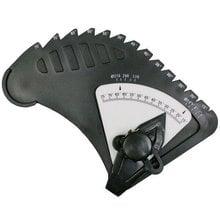 Измеритель угла заточки инструмента (калибр угловой) Elmos E60221 (для BG200/BG220/230)
