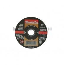 Диск отрезной по нержавеющей стали Makita P-52255 (115х22,2х1,6 мм)