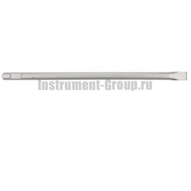 Долото плоское шестигранник 19 мм DeWalt DT 6945 (60х450 мм)