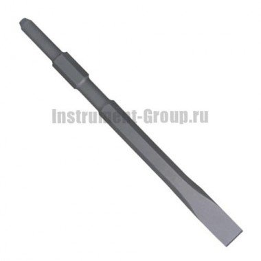 Долото плоское шестигранник 30 мм Makita D-15300 (30х400 мм)