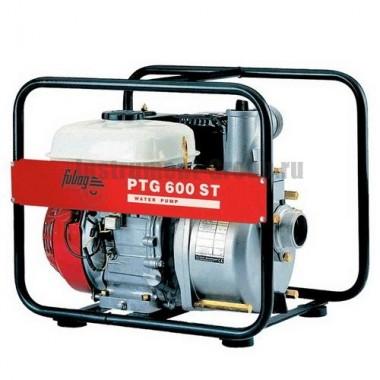 Мотопомпа для загрязненной воды Fubag PTG 600 ST