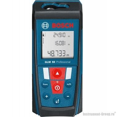 Лазерный дальномер Bosch GLM 50 Prof (0601072200)