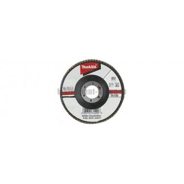 Диск лепестковый Makita D-28553 (180х22мм; К80)