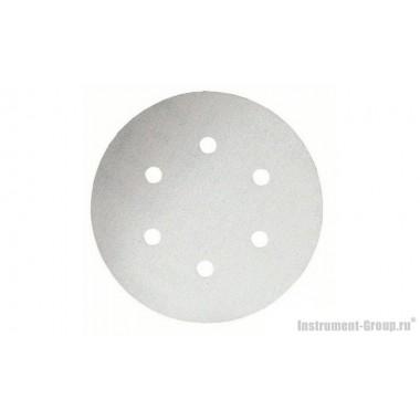 Круглая шлифбумага Bosch 2.608.605.027 (150 мм; К180; 5 шт; для краски, лака)