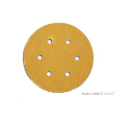 Круглая шлифбумага DeWalt DT 3136 (150 мм; К180; 25 шт; для дерева, краски)