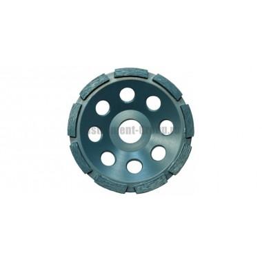 Чашка алмазная шлифовальная Штурмштайн 07180-D (180х22.2 мм; однорядный)