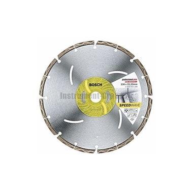 Диск алмазный Bosch 2.608.602.163 (125х22,2х2,7 мм; универсальный)
