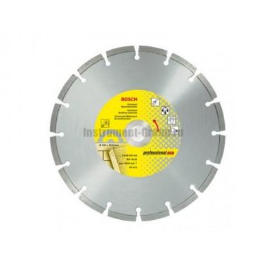 Диск алмазный Bosch 2.608.602.191 (115х22,23х1,6 мм; дстр материалов)
