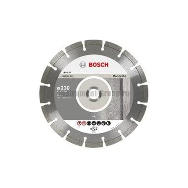 Диск алмазный Bosch 2.608.602.197 (125х22,23х1,6 мм; по бетону)