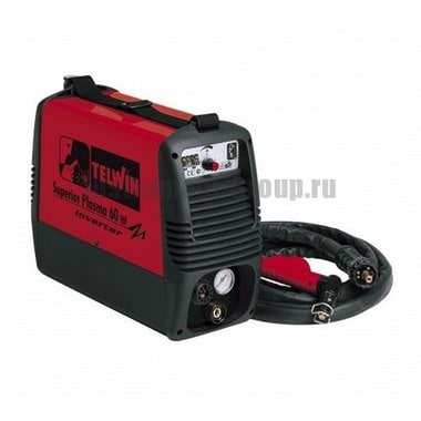 Инвертор плазменной резки TELWIN Superior Plasma 60HF 400V
