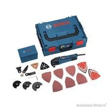 Многофункциональный инструмент (мультитутл) Bosch GOP 250 CE (0601230001) L-BOXX