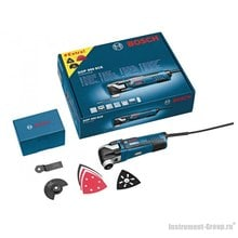 Многофункциональный инструмент (мультитутл) Bosch GOP 300 SCE (0601230500) L-BOXX ready