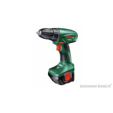 Аккумуляторная дрель-шуруповерт Bosch PSR 12 (1 акк.) (0603955520)