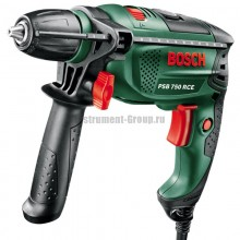 Дрель ударная Bosch PSB 750 RCE 0603128520