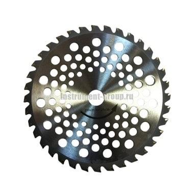 Нож 36-ти зубый стальной Elmos eh3710 (230х1,8)