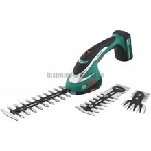 Аккумуляторный кусторез + ножницы для травы Bosch ASB 10,8 LI (0.600.856.301)