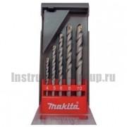 Набор сверл по бетону Makita D-05175 (5 шт.)