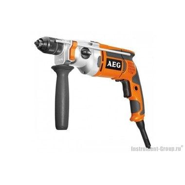 Дрель ударная AEG 411000(SB 20 2E)