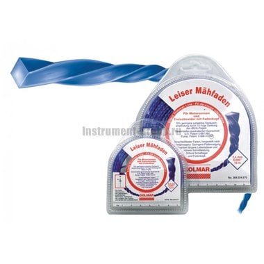 Леска Makita 369224670 (2.4 мм, 15 м)