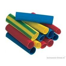 Термоусадочные соединительные муфты диаметром 3.7/4.3/5.0/6.5  мм по 5шт. для эл.кабеля диаметром до