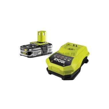 Аккумулятор + зарядное устройство ONE+ Ryobi 3001910(RBC18L15) (18 В;1.5 Ач; Li-ion)