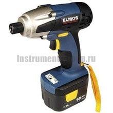 Аккумуляторный ударный винтовёрт Elmos CID220