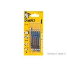 Набор пилок для лобзика DeWalt DT 2162 (5 шт.)