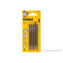 Набор пилок для лобзика DeWalt DT 2165 (5 шт.)