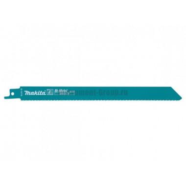 Полотно для сабельных пил 5 шт. Makita B-16776 (BIM; 225/0.9 мм; по металлу)