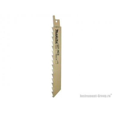 Полотно для сабельных пил 5 шт. Makita B-16813 (HCS; 150/6.8 мм; по дереву)