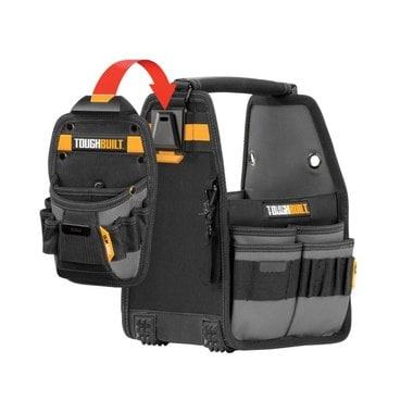 Контейнер 20 см + универс. сумка - стеллажный планшет TOUGHBUILT TB-CTTP-01108A