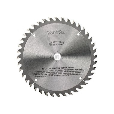 Диск пильный Standard Makita B-29240 (260х30/15.88х2.3 мм; 60 зуб.; по дереву)