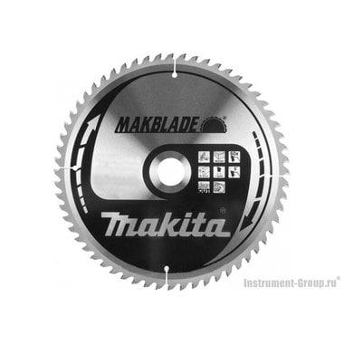 Диск пильный Makita B-31164 (165х20х1.6 мм; 40 зуб.; для акк. диск пил)
