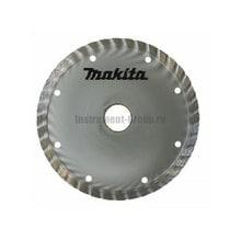 Диск алмазный Makita B-28008 (Standard; 115х22.23/20 мм; д/сухого реза, д/стр материалов)
