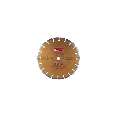 Диск алмазный Makita B-28123 (Economy; 230х22.23 мм; д/стр материалов)